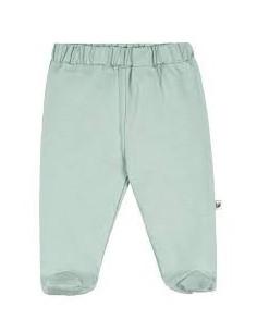 Pantalón con pie de algodón...