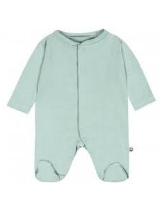 Pijama con pies Algodón orgánico MINT NANAF