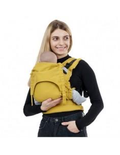 Mochila Fidella Fusion Baby Chevron Mustard