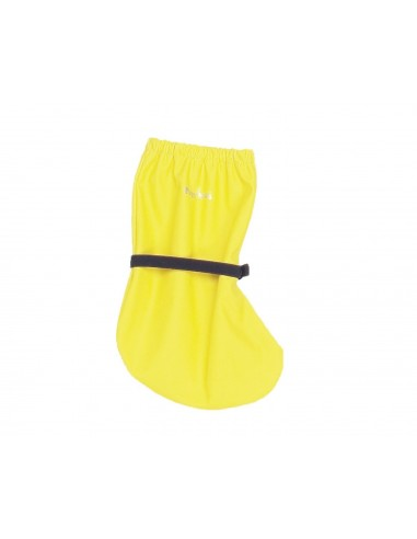 Calcetin impermeable con forro Playshoes AMARILLO