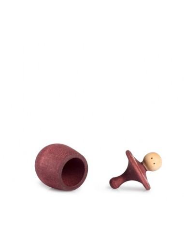 Cubilete Little Things Roja de Grapat
