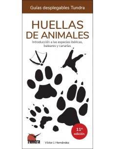 HUELLAS ANIMALES. GUIA...