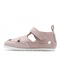 Zapato Feroz Sandalia Altea Piel Rosa SS21