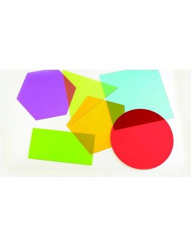 Formas Geométricas (SET 6) TICKIT