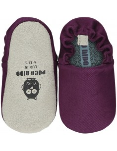 Poco Nido Chestnut Mini Shoes  SS21