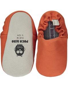 Poco Nido Ember Orange Mini Shoes SS21