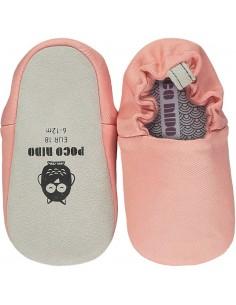 Poco Nido Galah Pink Mini Shoes SS21