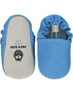 Poco Nido Mountain Blue Mini Shoes - SS21