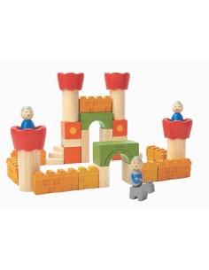 Castillo de bloques de...
