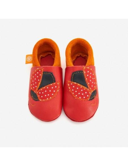 Zapato gateo ORANGENKINDER Mariquita