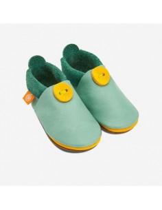 Zapato gateo ORANGENKINDER Amigo MINT