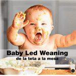Baby Led Weaning: de la teta a la mesa