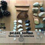 Pezas soltas: tesouros da natureza