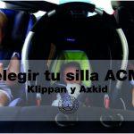 Elegir tu silla a contramarcha, Axkid y Klippan