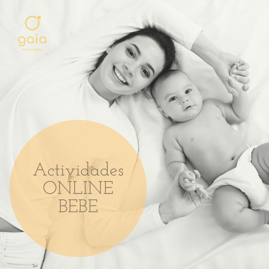 Actividades online para hacer con tu bebé