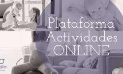 Plataforma e actividades para embarazo y posparto