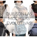 Qué es una mochila evolutiva?