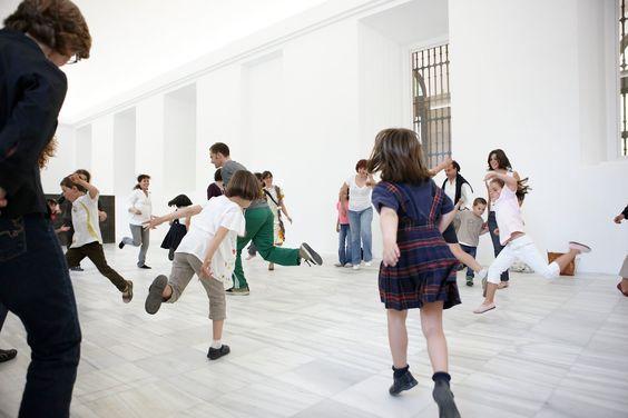Danza creativa niñas y niños