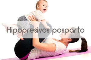 Hipopresivos posparto