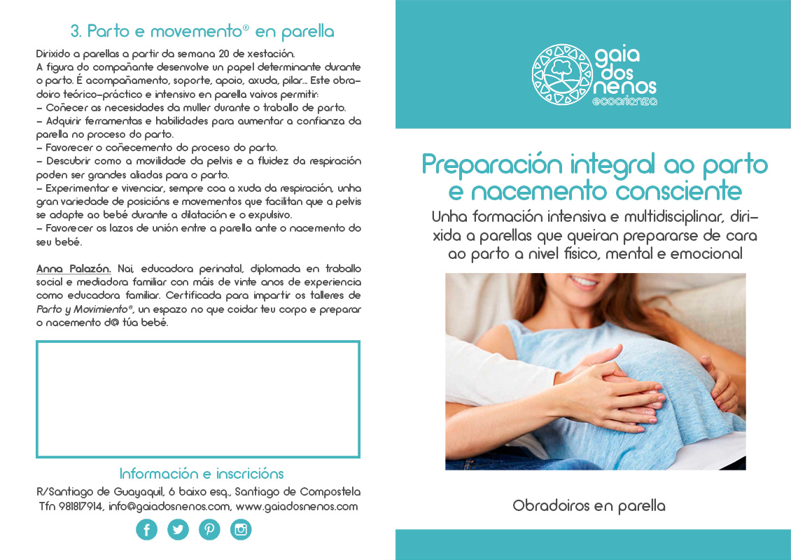 Preparación al parto y nacimiento consciente